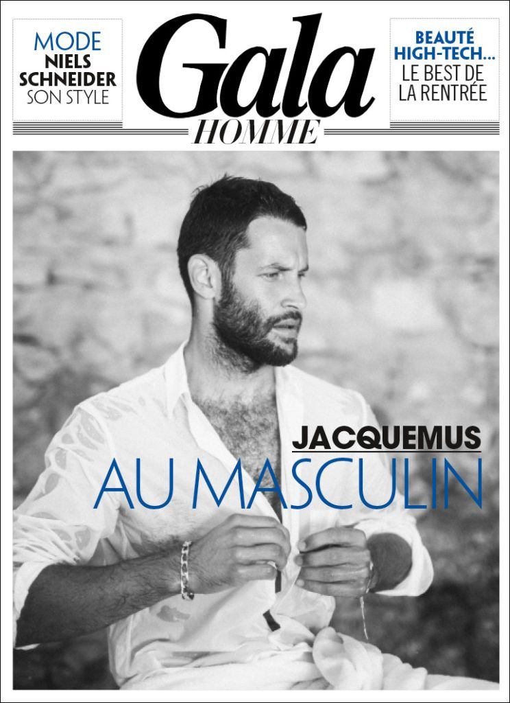 Couv Gala Homme